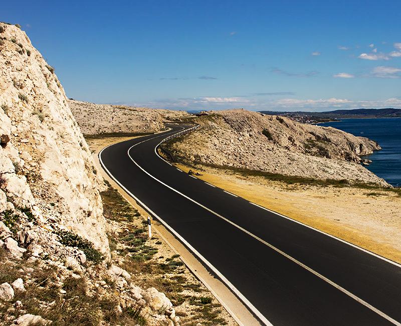 Хорватия - дороги в стране